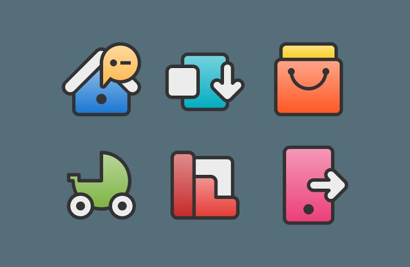 XIM - Icon Pack Screenshot 3