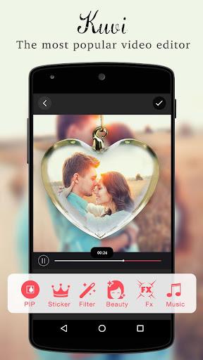 モバイル用のビデオエディタ