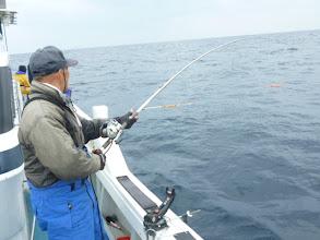 Photo: 釣り王のイノウエさんも!