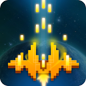 Pixel Shooter – Sky Force War