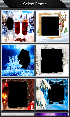Winter Photo Frames - screenshot