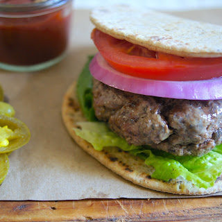 Better-for-You Burger.