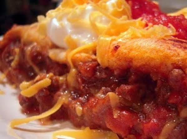 Taco Braid Recipe
