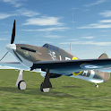 DP Aircraft Flight WW2 Demo icon