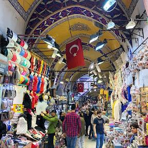 【世界のお土産】トルコ・イスタンブールのグランドバザールでトルコ旅行の想い出の逸品を見つける