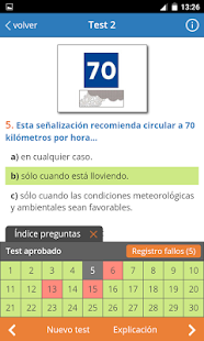 [Download TodoTest: Test de conducir for PC] Screenshot 5