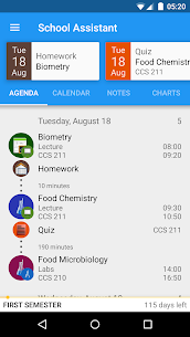 School Assistant + – Mod + Data Download 1