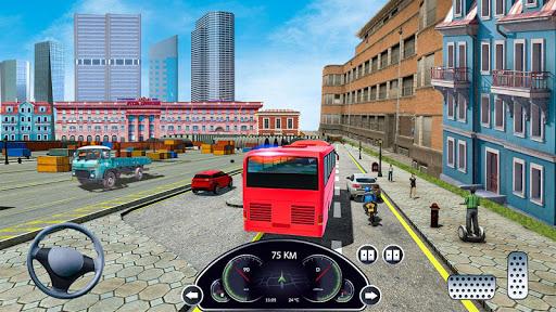 Coach Bus Simulator Game: Bus Driving Games 2020 apktram screenshots 15