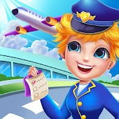 Airport Manager: Adventure Airplane Games Android APK Download Free By Tecvivid Game Studio