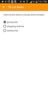 TB List.Make Pro - Any Lists v5.1