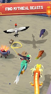 Rodeo Stampede: Sky Zoo Safari App Latest Version Download For Android and iPhone 4