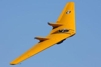 Photo: Tato křídla sloužila při vývoji bombardérů B-35.