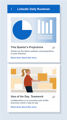 LinkedIn: Jobs, Business News & Social Networking screenshot 8