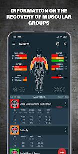 App ReGYM - training diary (fitness & powerlifting) APK for Windows Phone