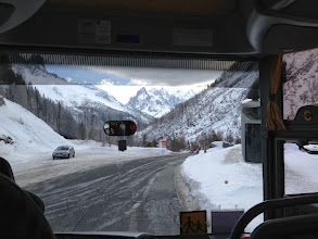 Photo: Bus to Argentiere