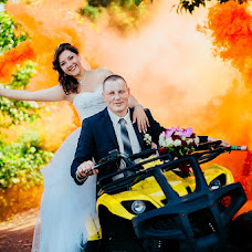 Wedding photographer Denis Parfenov (denisparfenov). Photo of 07.07.2015