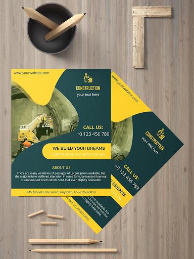 Flyers, Poster Maker, Graphic Design, Banner Maker screenshot 12