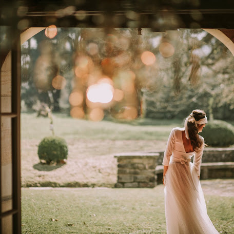 Fotógrafo de bodas Gaizka Medina (gaizkamedina). Foto del 30.09.2017