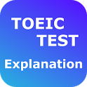Toeic Test, Toeic Reading, Toeic Explanation icon