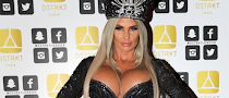 Katie Price has given a stri ...