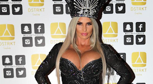 Katie Price has given a string of demands to Dancing On Ice bosses