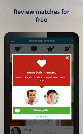 DominicanCupid - Dominican Dating App 2.1.6.1559 screenshots 11