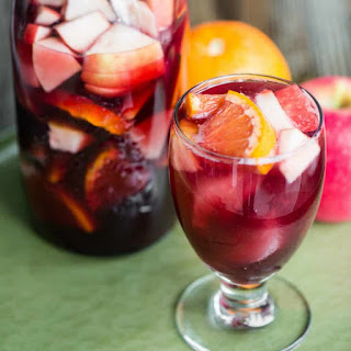 Red Wine Apple Juice Sangria Recipes.