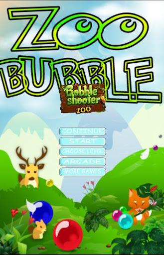 Zoo Bubble Shooter