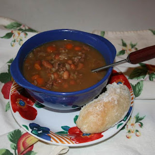 Ground Beef And Bean Soup Recipes.