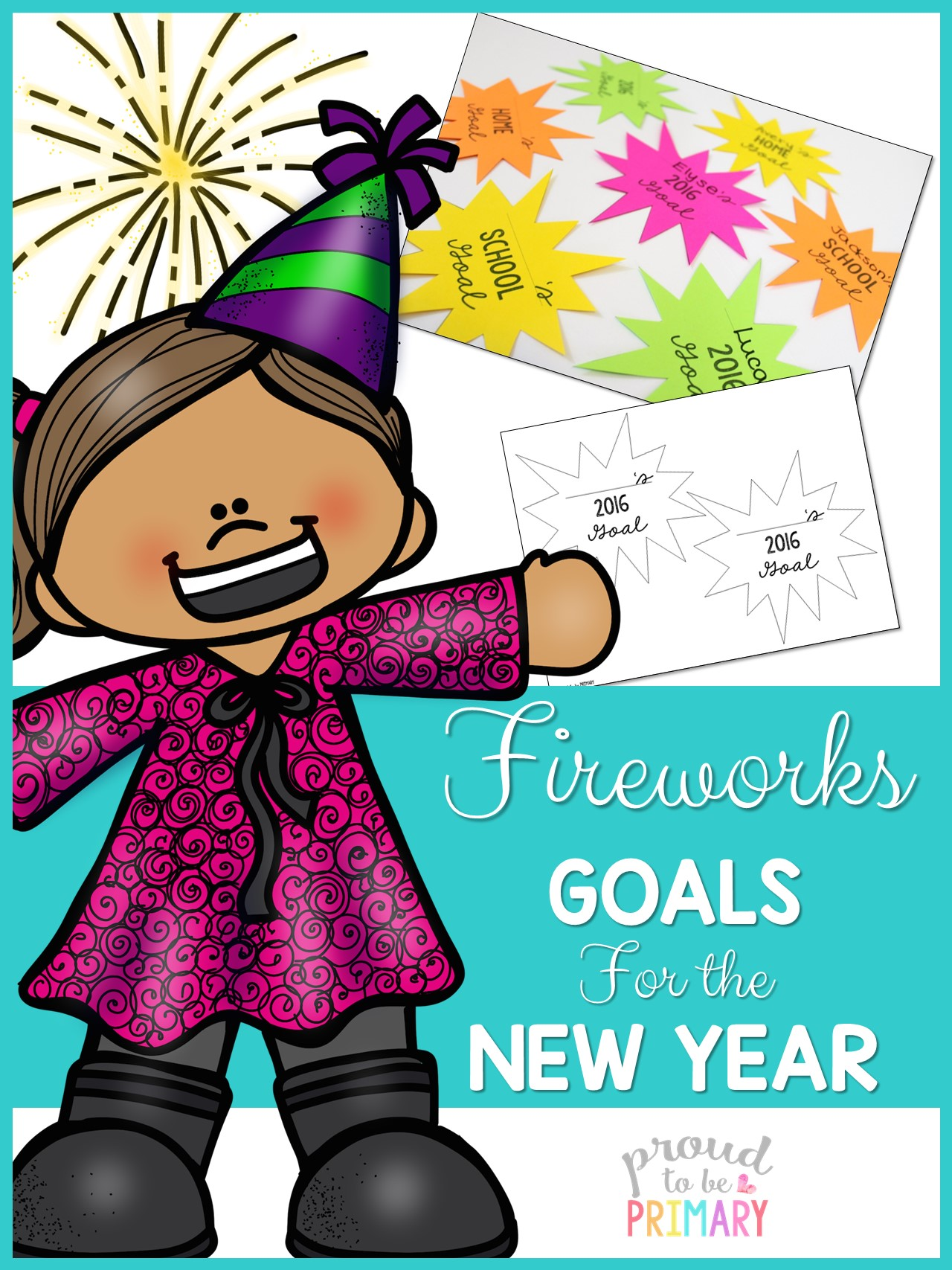 goal setting for kids - goals