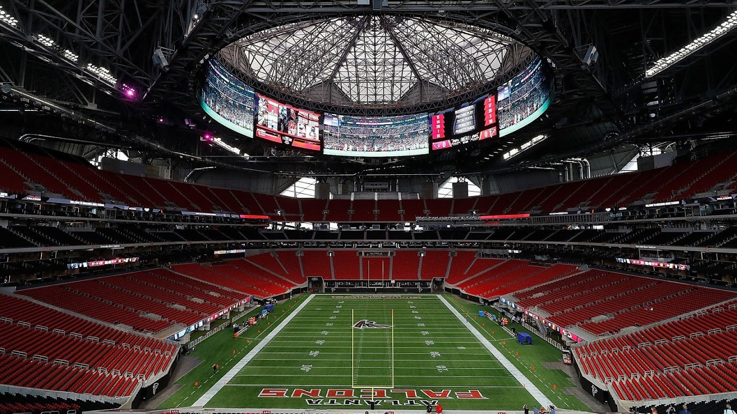 Watch Atlanta Falcons: Building on the Brotherhood live