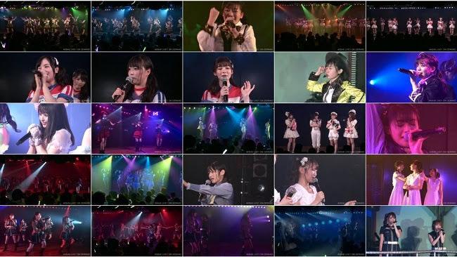190728 (720p) AKB48 村山チーム4「手をつなぎながら」公演 1300 & 1700