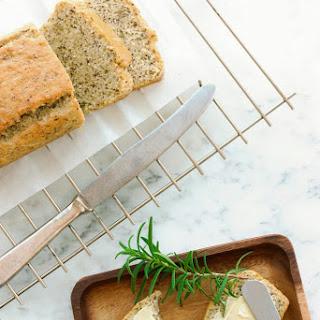 Grain-Free Rosemary Almond Bread Recipe