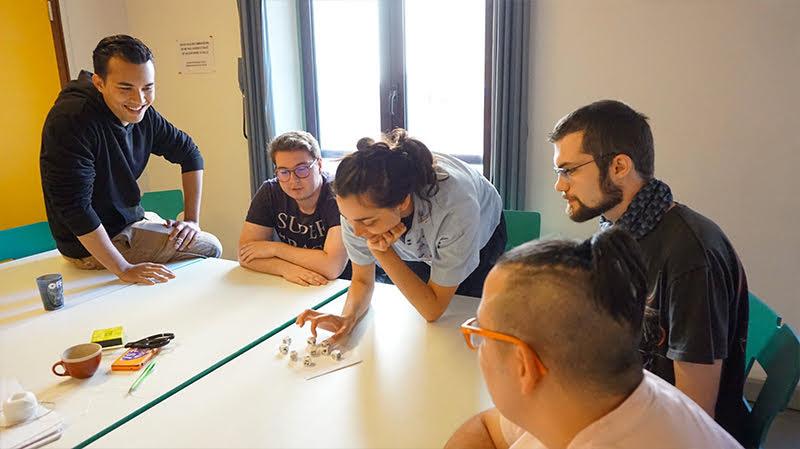 workshops using Digital Storytelling