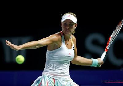 Kerber is leidersplek op WTA-ranking kwijt, Tsjechische voor het eerst nummer één