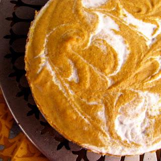 Pumpkin Cheesecake or Pie.