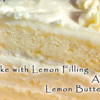 Lemon Cake With Fruit Filling Recipes.