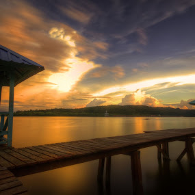 The loneliness~~ by Kay Eimza - Landscapes Sunsets & Sunrises