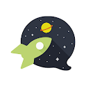 Anonymous Chat Rooms - Galaxy icon