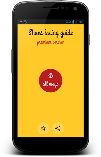 Shoes Lacing Guide Pro 50 ways