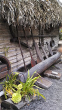 Photo: Day 4: This is more of the tribal stuff around the museum.