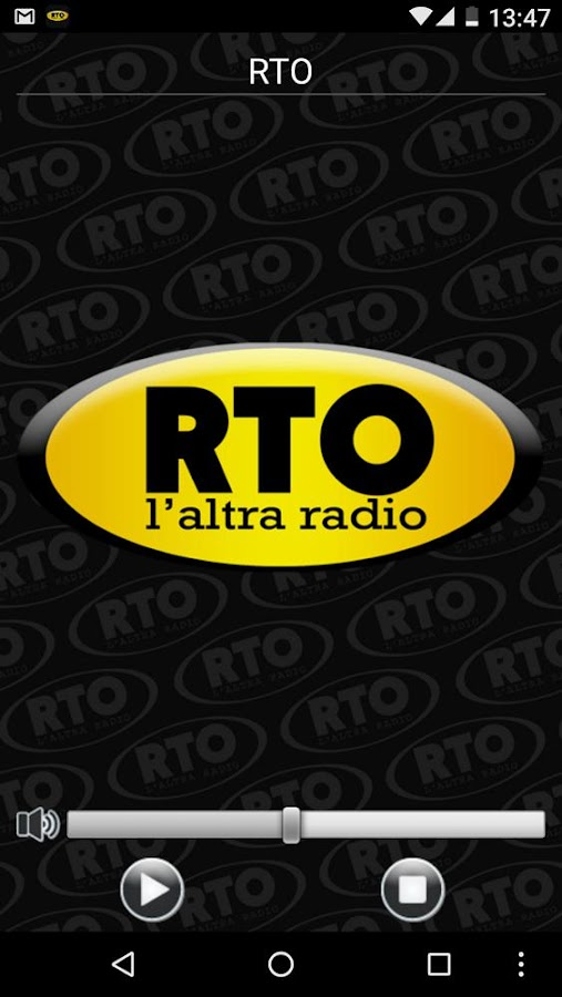RTO L'altra Radio- screenshot