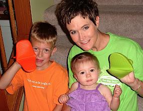 Photo: Sandra and the Kids