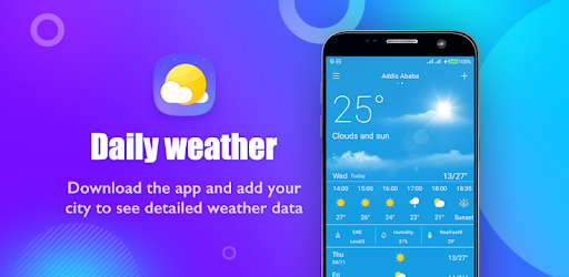 Daily Weather - Apps on Google Play