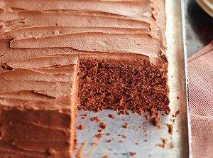 The Best Chocolate-sour Cream Frosting Ever! Recipe