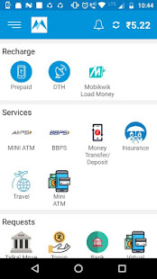 App Mobisafar - MINI ATM, DMT & BBPS APK for Windows Phone