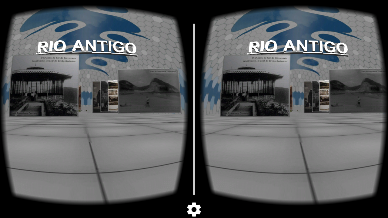 Rio Virtual- screenshot