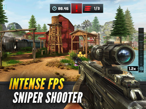 Sniper Fury: Online 3D FPS & Sniper Shooter Game screenshots 13