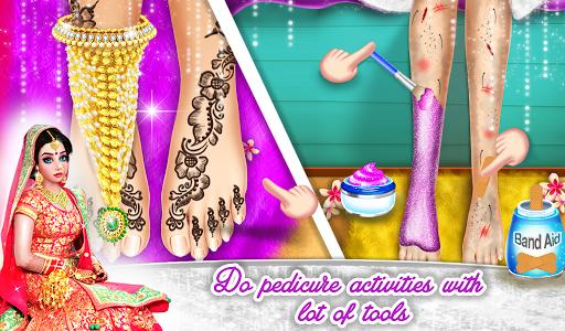 Royal Bridal Mehndi Designs Pedicure Manicure Spa for PC