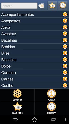 【免費書籍App】Receitas de Culinária-APP點子